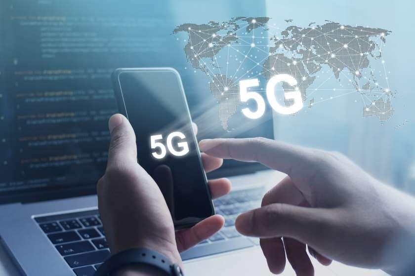 5G მობილური კავშირი