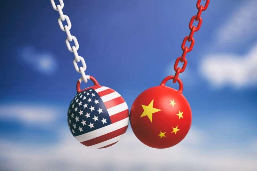 აშშ VS ჩინეთი