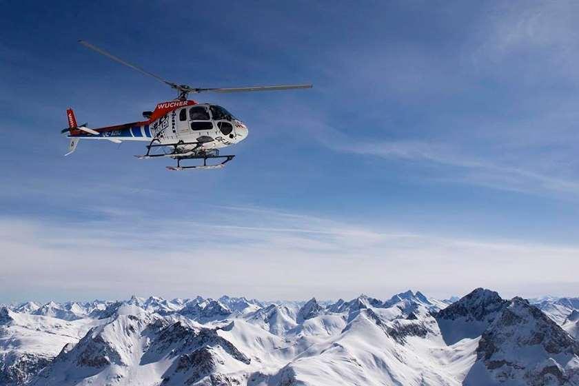 Wucher Helikopter Gmbh-ის ვერტმფრენი