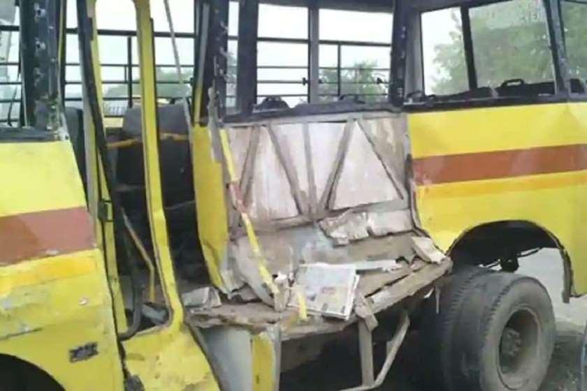 ნაავარიევი სასკოლო ავტობუსი