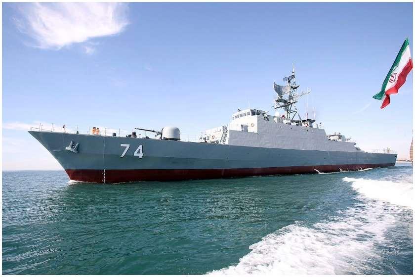 ირანის სამხედრო გემი