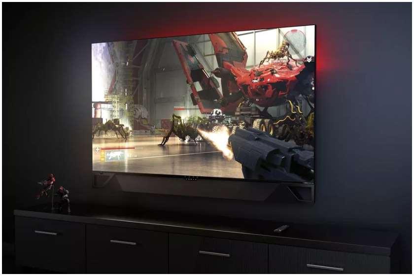Nvidia-ს 65-ინჩიანი 4K HDR მონიტორი