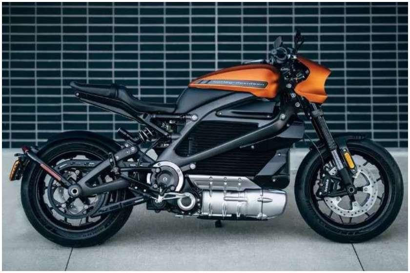 Harley Davidson-ის ელექტრო მოტოციკლი