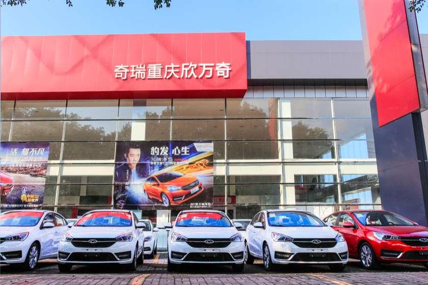 ავტომობილების ბაზარი ჩინეთში