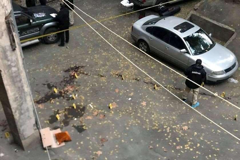 ხორავას ქუჩა მკვლელობის ადგილი