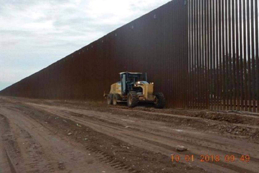 მექსიკის კედელი