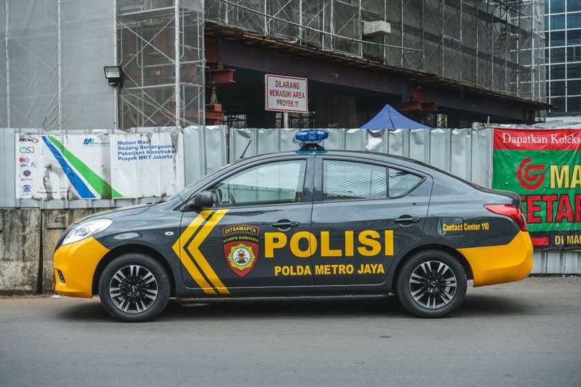 ინდონეზია პოლიცია
