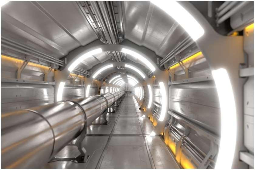 CERN-ის კოლაიდერი