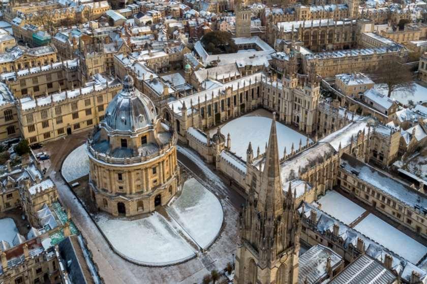 ოქსფორდის უნივერსიტეტი