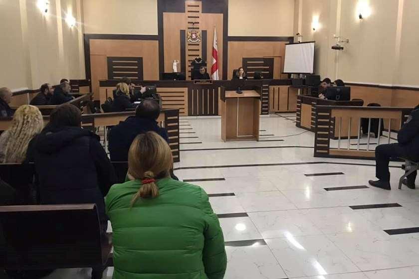 საქალაქო სასამართლო