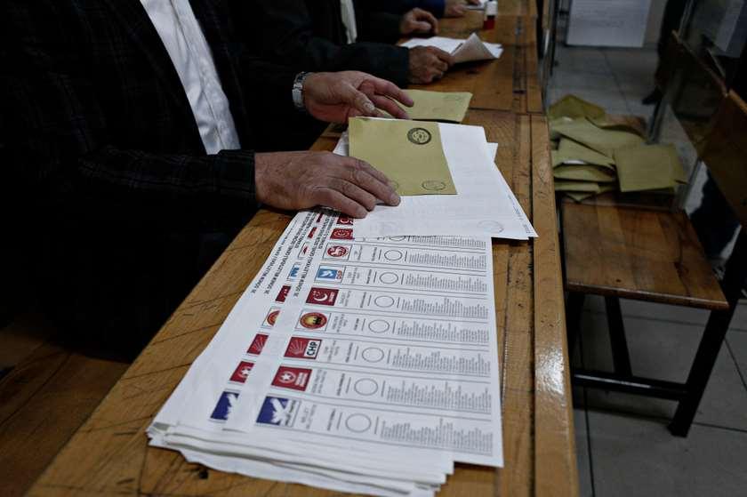 არჩევნები თურქეთში