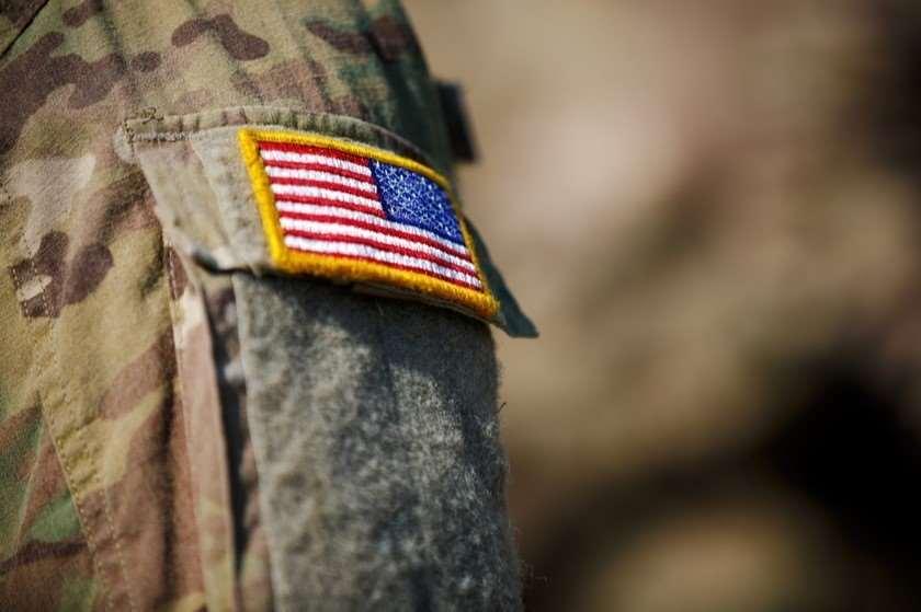 აშშ ჯარისკაცი