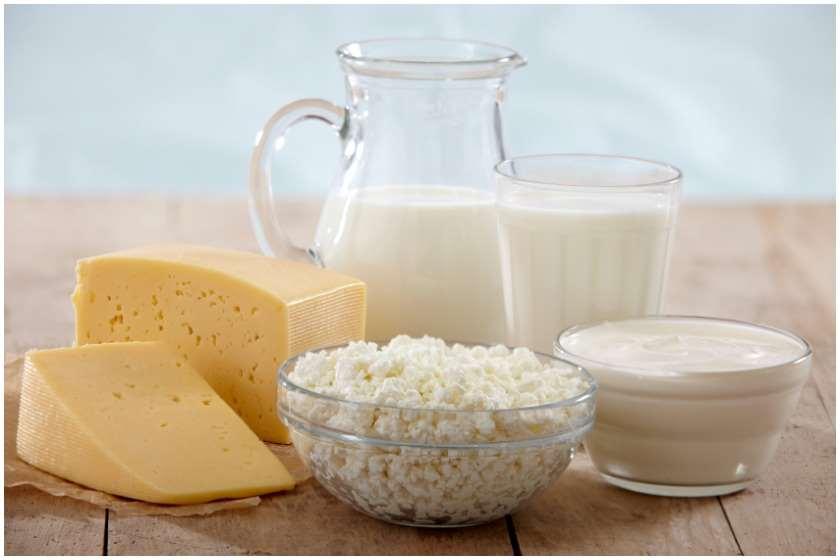 რძის პროდუქტები
