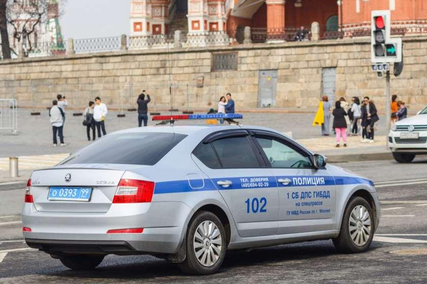 მოსკოვი პოლიცია