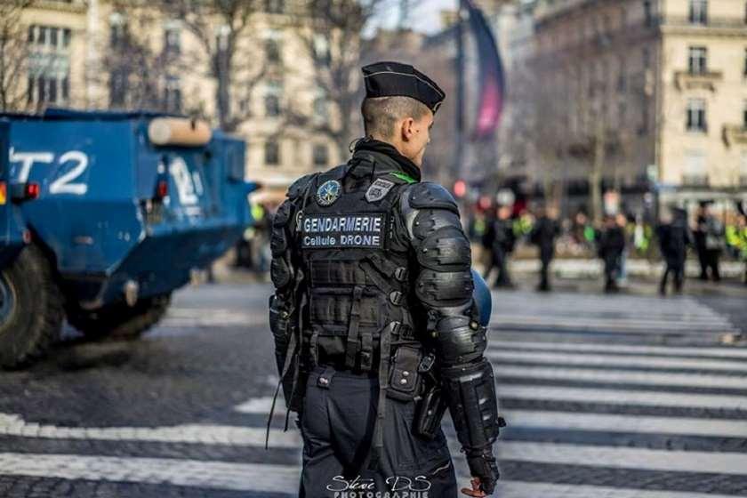 ფრანგი პოლიციელი