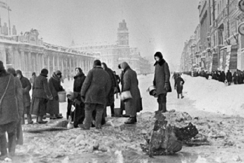 ლენინგრადის ბლოკადა