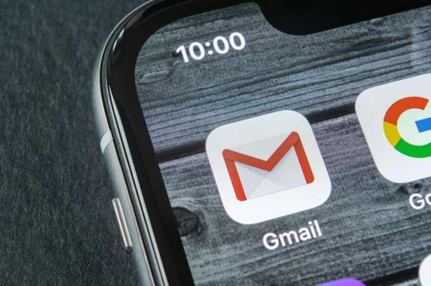 Gmail-ის მობილური აპლიკაცია