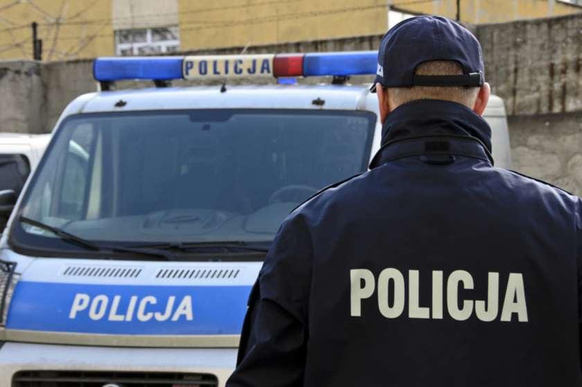 პოლონეთის პოლიცია