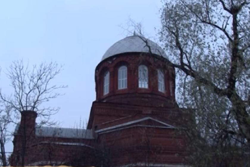 წმინდა გიორგის ტაძარი მოსკოვში
