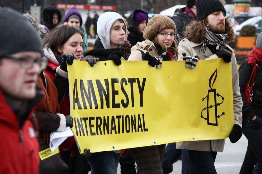 Amnesty Internatiola