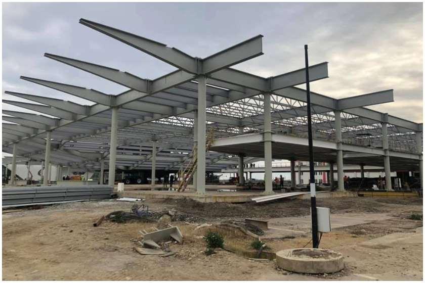 ქუთაისის საერთაშორისო აეროპორტის ახალი ტერმინალის მშენებლობა
