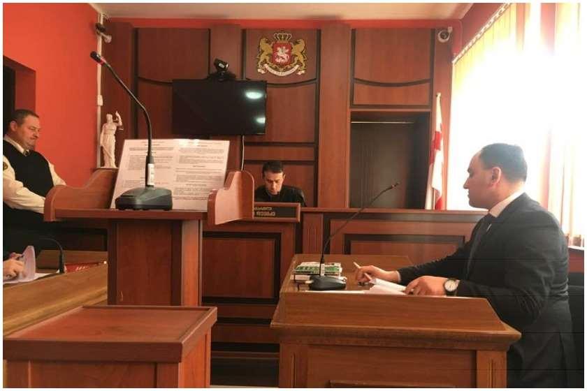 გურჯაანის რაიონულ სასამართლო