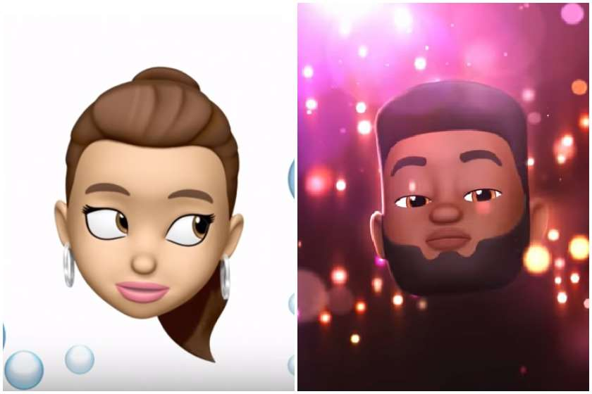 Apple Memoji Ads