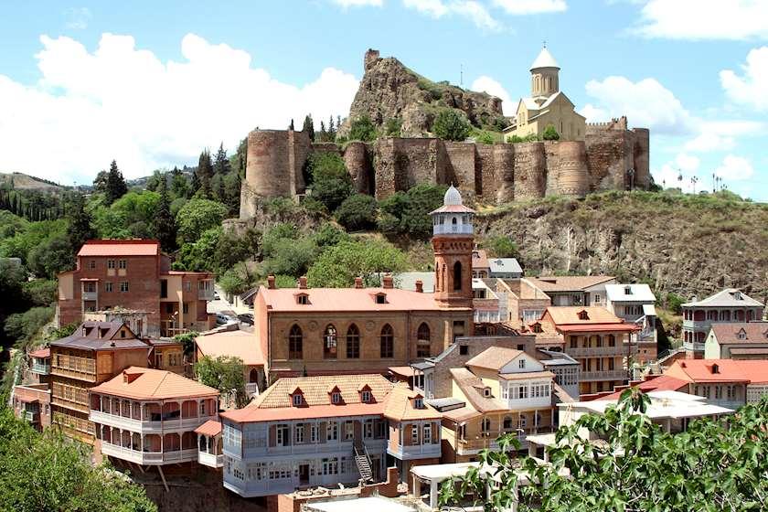 თბილისში მოგზაურობა