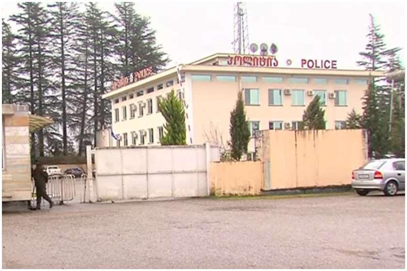 სამეგრელო ზემო-სვანეთის პოლიცია