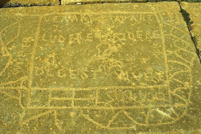 რომაული გრაფიტი