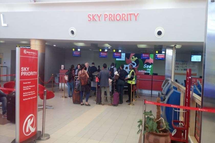 კენიის საერთაშორისო აეროპორტი
