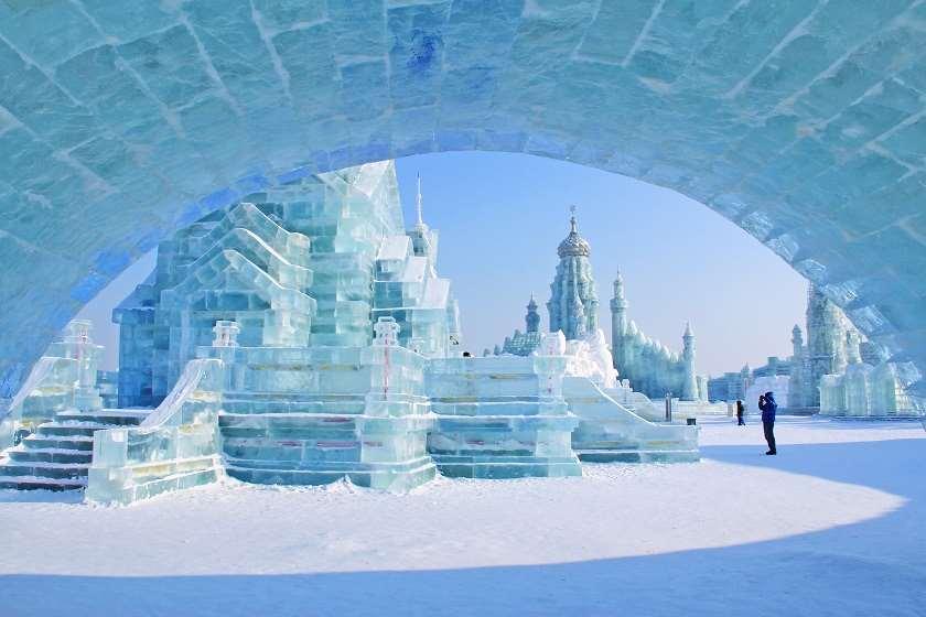 ყინულის ტაძარი