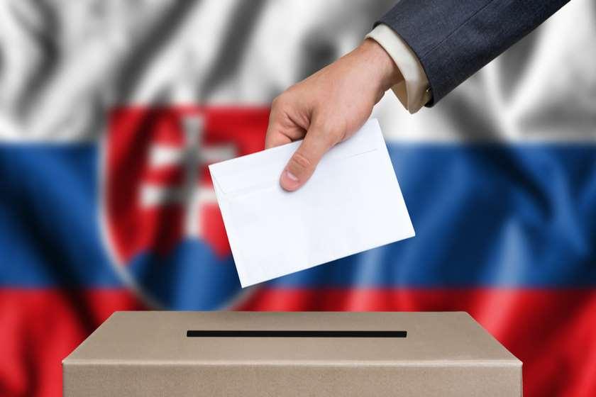 არჩევნები სლოვაკეთში