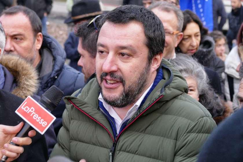 მატეო სალვინი იტალიის პრემიერმინისტრი
