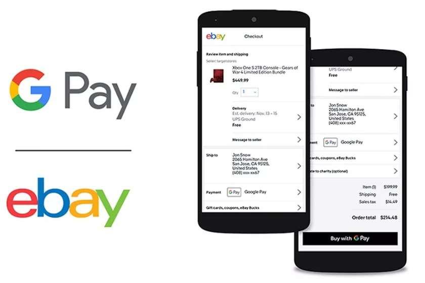 eBay G Pay