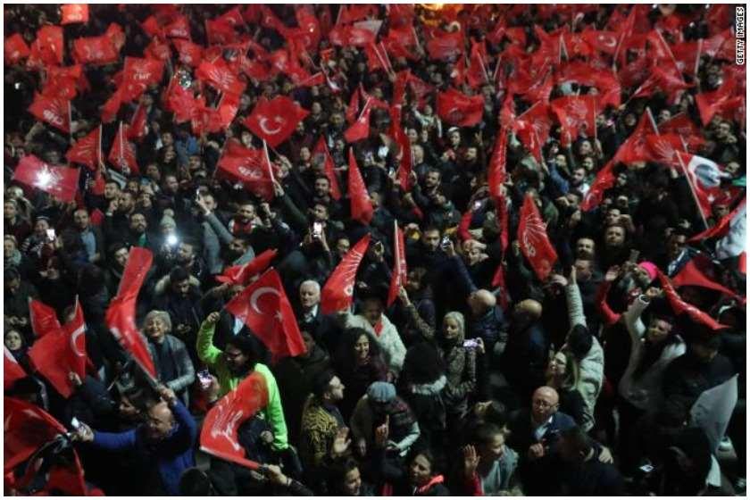 თურქეთი არჩევნები