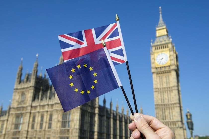 Brexit ზარალი