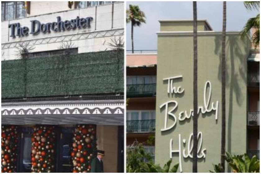 ბრუნეის სასტუმროები