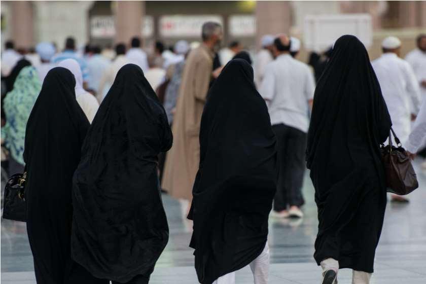 ქალები საუდის არაბეთში