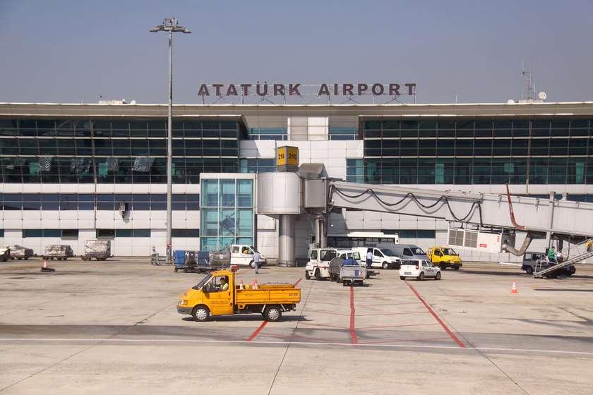 ათათურქის აეროპორტი