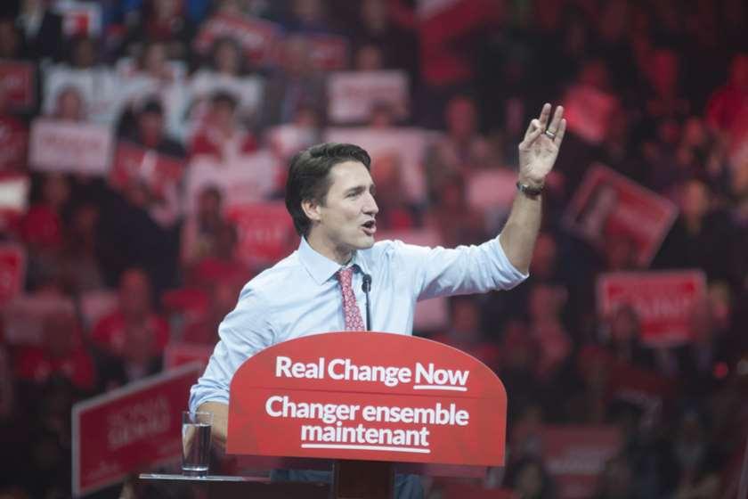კანადის პრემიერმინისტრიჯასტინ ტრიუდო