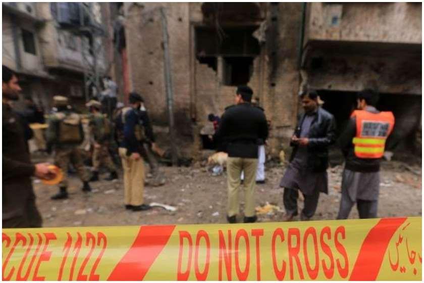 აფეთქება პაკისტანში