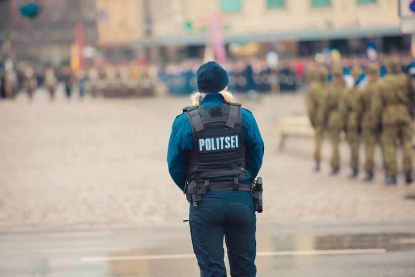 ესტონეთის პოლიცია