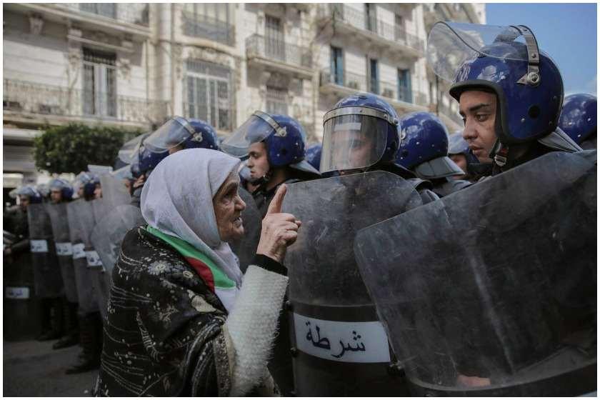 დაპირისპირება ალჟირში