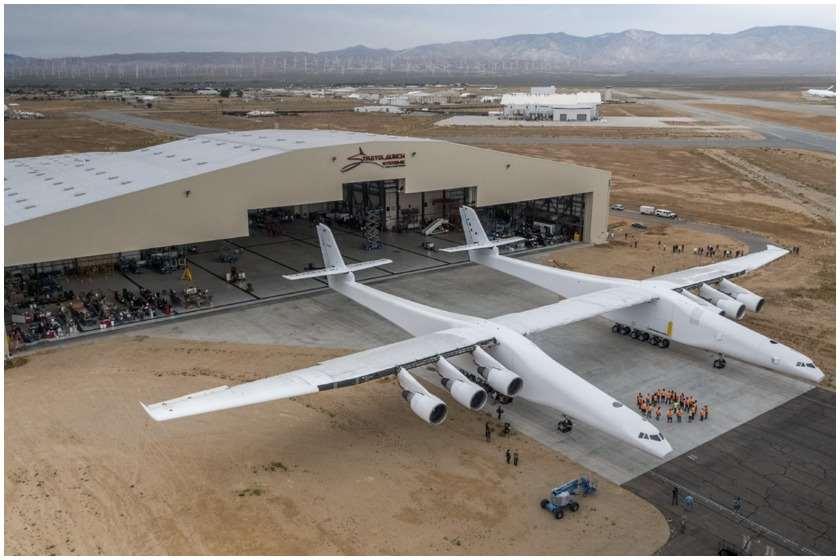 ყველაზე დიდი თვითმფრინავი