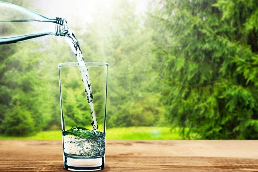 მინერალური წყალი