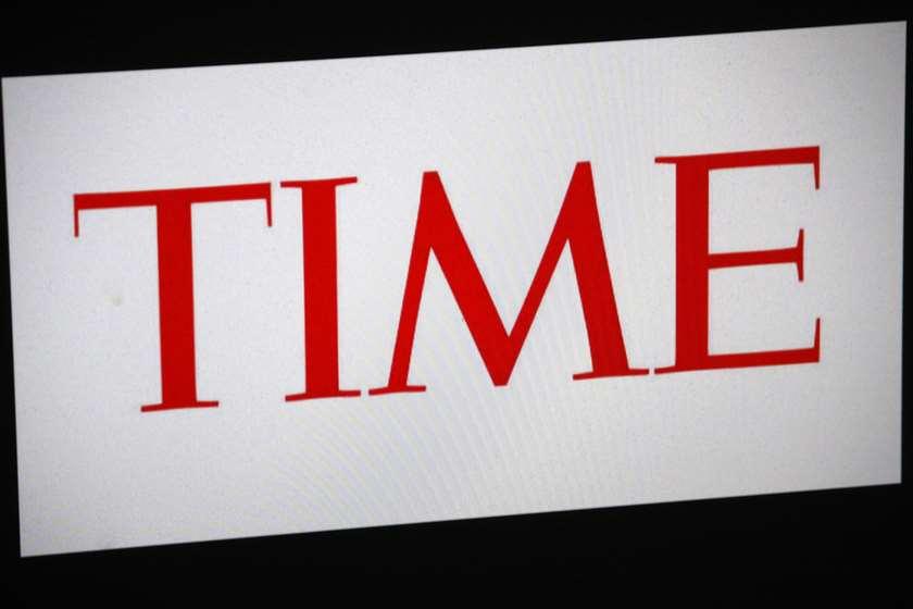ჟურნალი Time