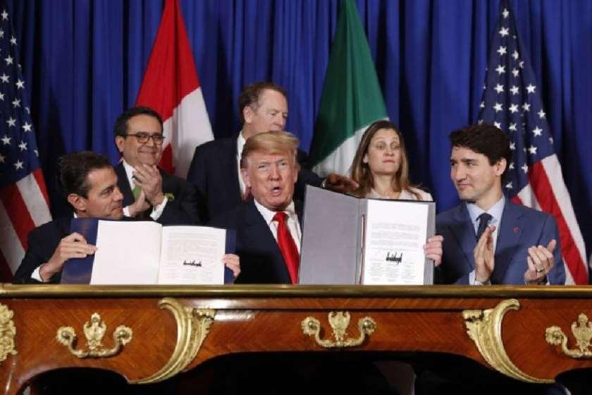 აშშ-მექსიკა-კანადის ლიდერები