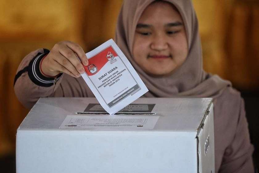 არჩევნები ინდონეზიაში