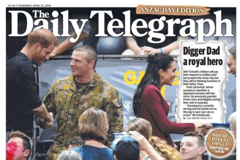 გაზეთი Daily Telegraph